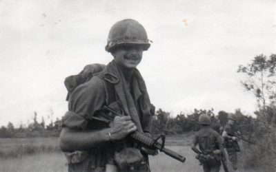 'I do talk about it as freely as I can.' 50 years later, Greensboro's Allen Broach still lugs weight of his Vietnam service