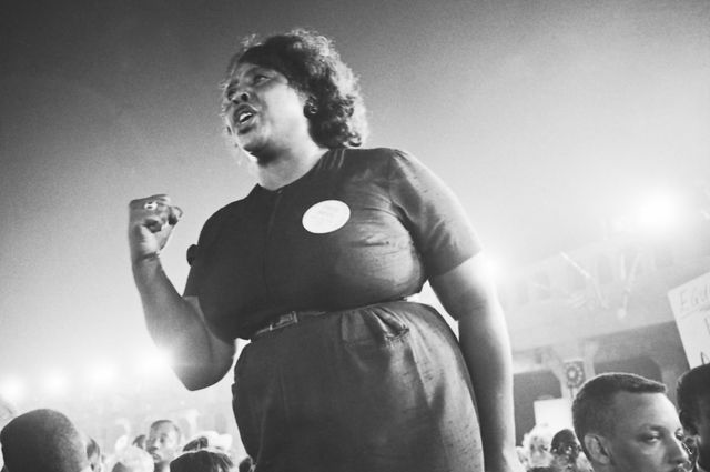 The Life and Times of Fannie Lou Hamer